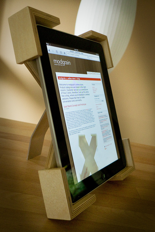 iPad Stand by Modgrain