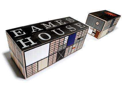 Eames House Blocks 2