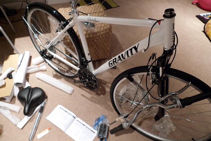 Bikes Direct Gravity Dutch BIke Gravity from