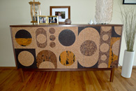 Modern Credenza Reproduction